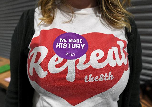Pouvoir enfin avorter en 2018: «L'Irlande sort du Moyen-Age»