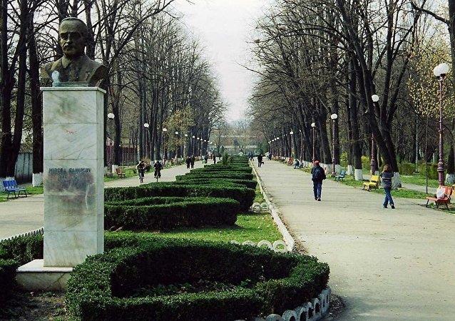 Bacau, Roumanie