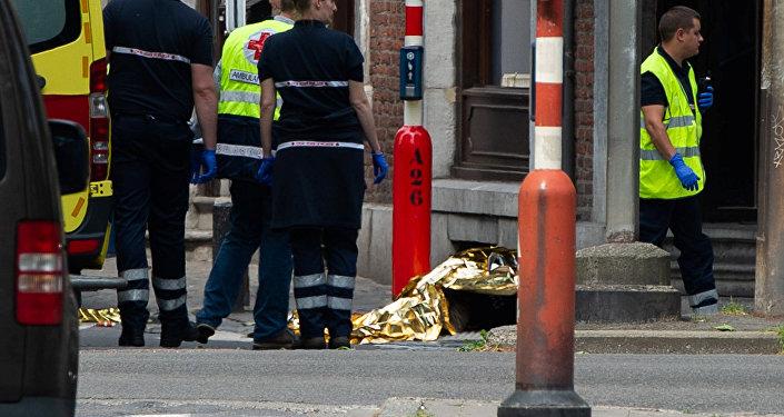 L'élimination du tireur de Liège en vidéo