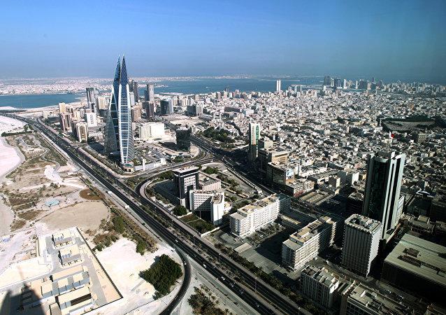 Manama la capitale de Bahreïn