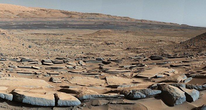 De la vie sur Mars? Curiosity a des indices