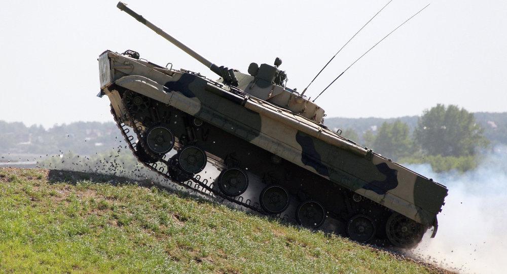 BMP-3 combat vehicle