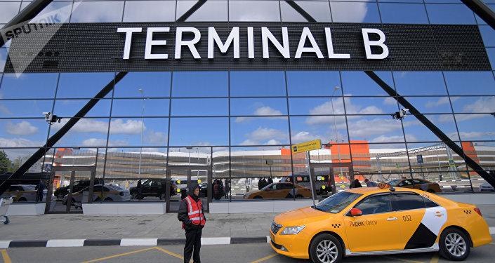Un nouveau terminal à l'aéroport international Cheremetievo de Moscou
