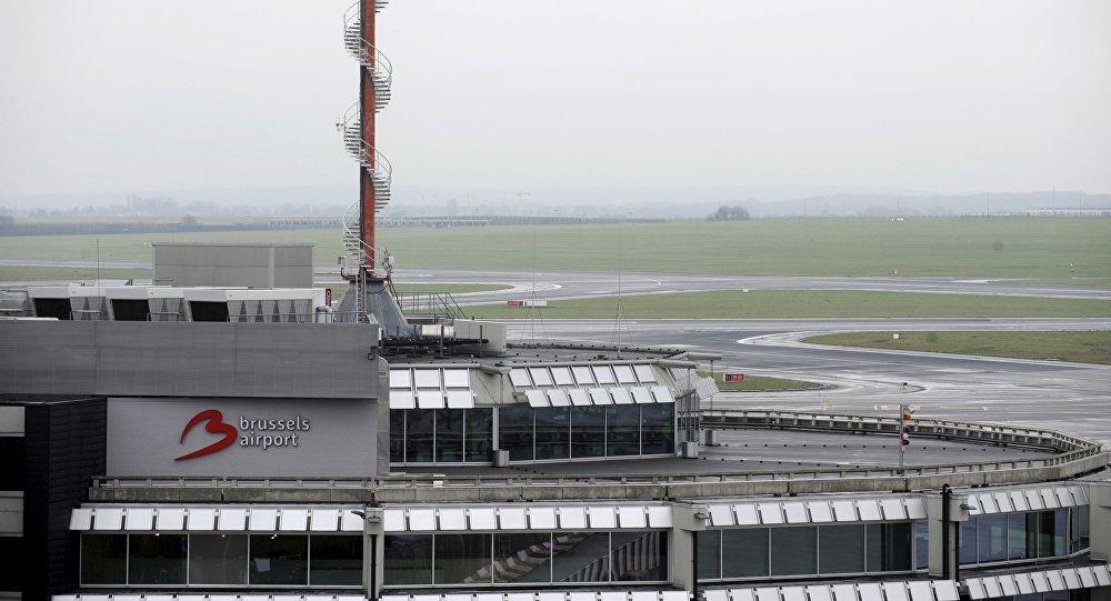 Aéroport Zaventem de Bruxelles