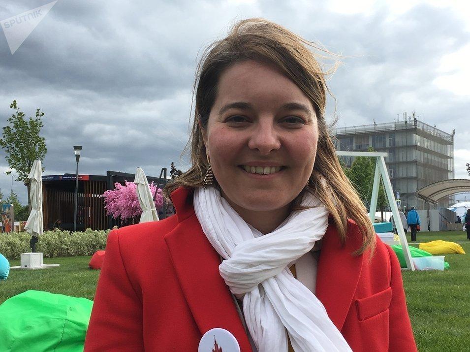 Patricia Nedel, présidente de Rent2Search