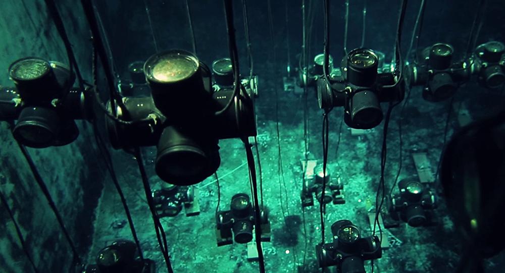 Un détecteur de neutrinos (image d'illustration)
