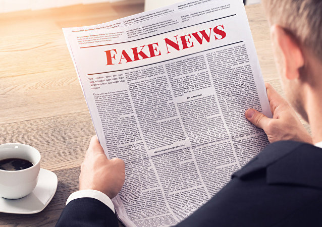 Fake news. Image d'illustration