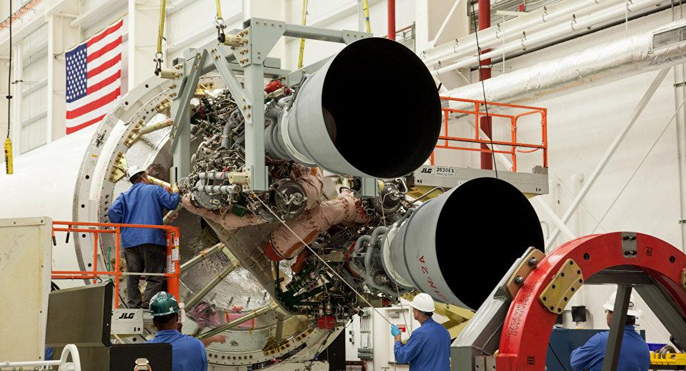 Des moteurs-fusées RD-181
