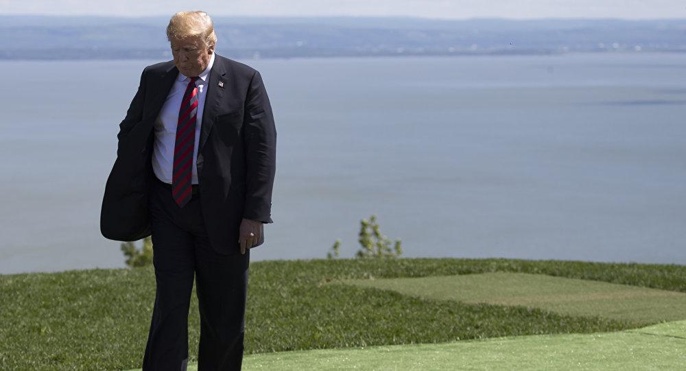 Justin Trudeau refuse de commenter l'échec du G7