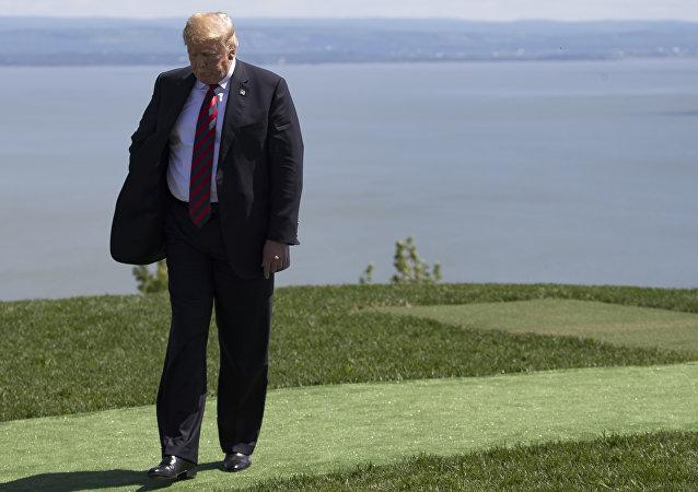 Donald Trump, Canada