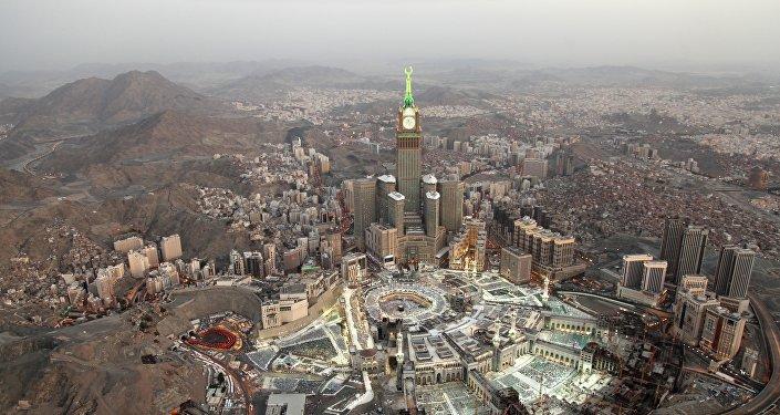 la Grande mosquée de la Mecque