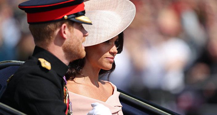 prince Harry et Megan Markle