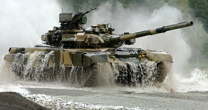 Un T-90S