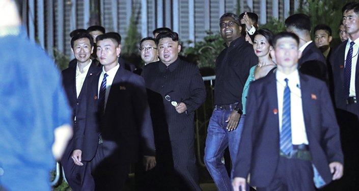 Communiqué commun Kim-Trump : une explication de texte à la chinoise
