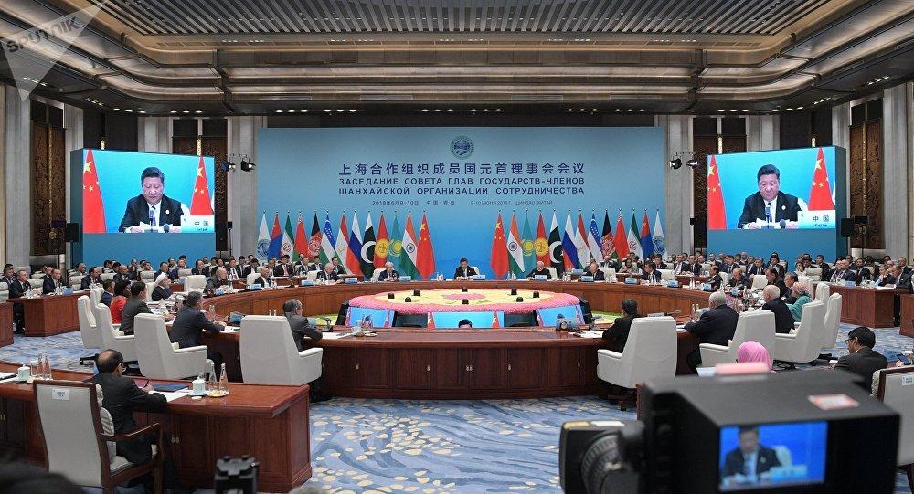 Le sommet de l'Organisation de Coopération de Shanghai (OCS)