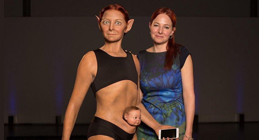 Alice Roberts et son modèle de femme idéale
