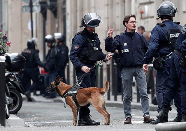 Prise d'otages à Paris le 12 juin 2018