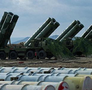 Systèmes de missiles S-400