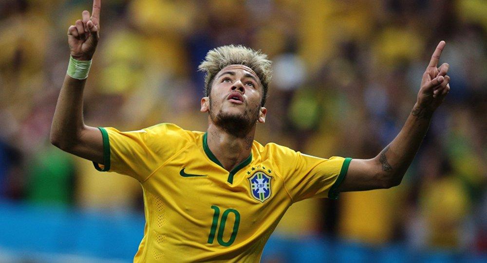 Brazil's Neymar. (File)