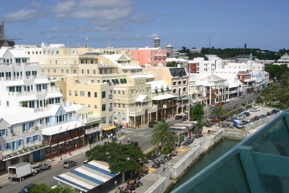 La phrase «Ce n'est pas bermudien» est devenue le symbole de la protestation contre McDonald's dans les Bermudes