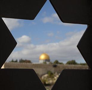 Dôme du Rocher à Jérusalem