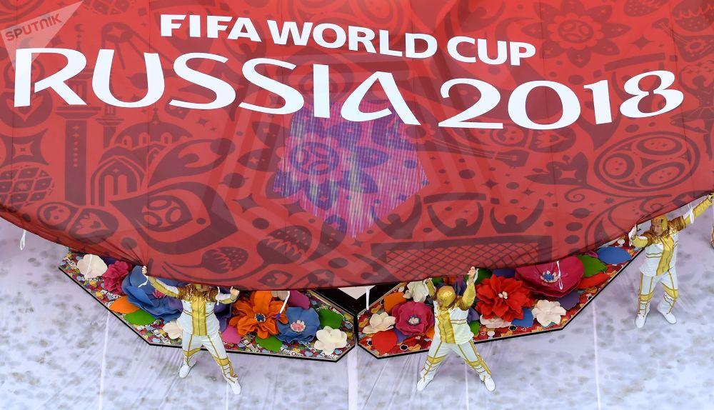 Ilia Averboukh, célèbre patineur artistique et chorégraphe russe, est le metteur en scène de la cérémonie d'ouverture de la Coupe du Monde de football de 2018