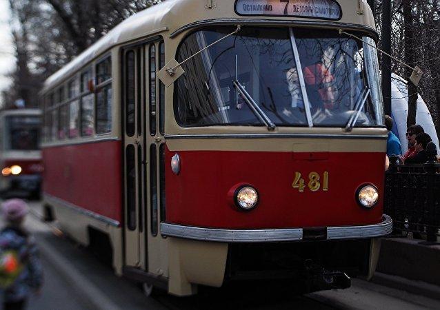 Tramway (image d'illustration)