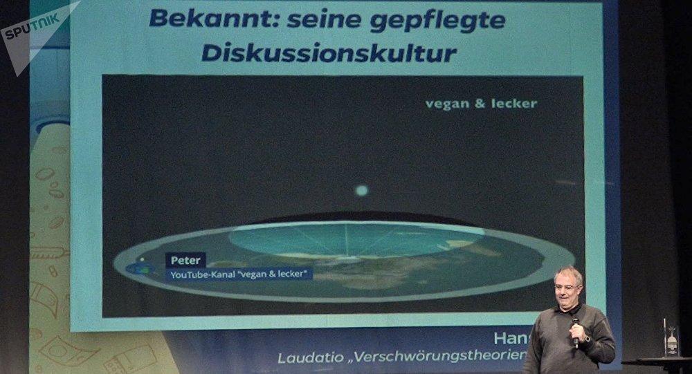 Théorie de la Terre plate
