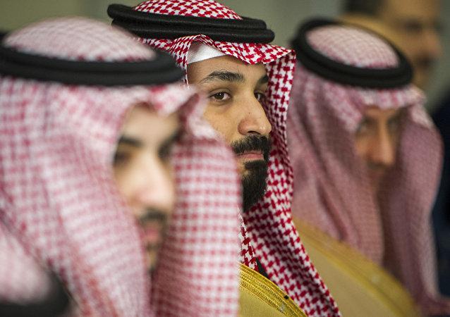 Mohamed bin Salman, prince héritier d'Arabie saoudite