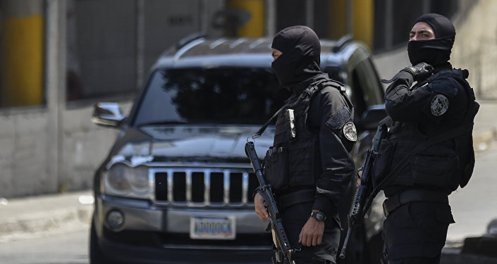 AFP 2018 Juan Barreto Au moins dix-sept morts dans l'explosion d'une grenade lacrymogène dans un club de Caracas