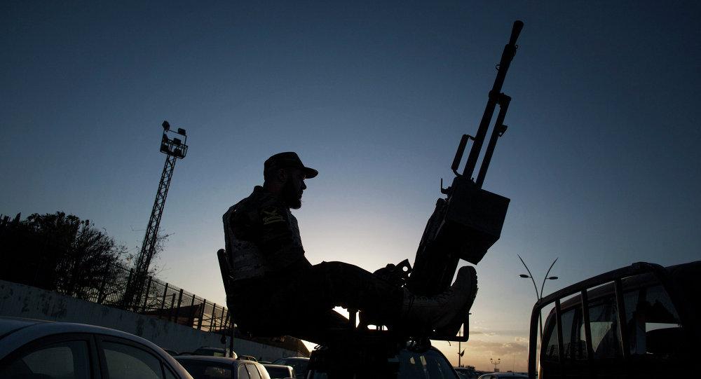 l'armée libyenne