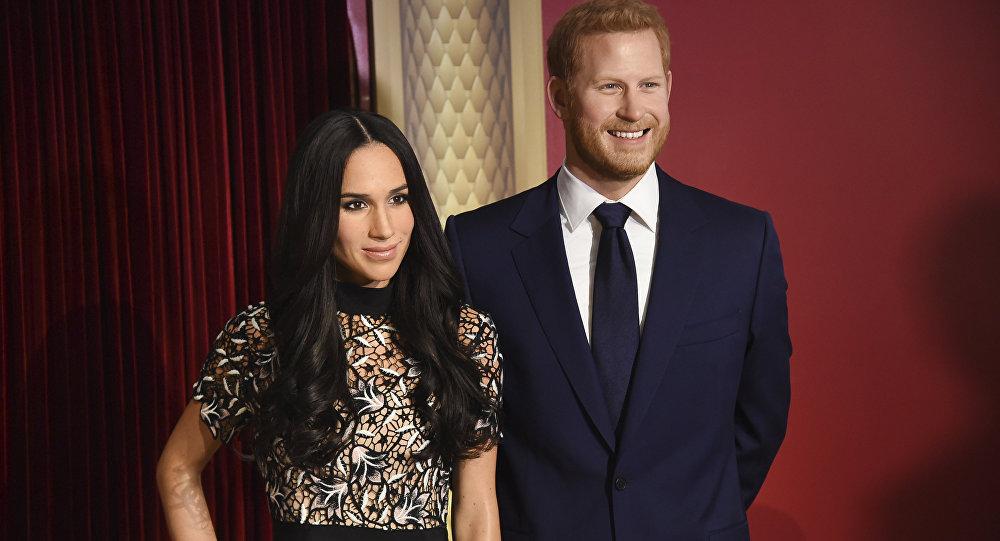 le Prince Harry et Meghan Markle