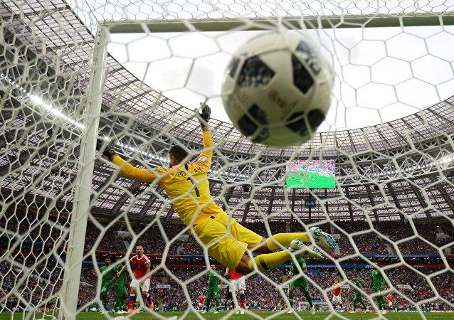 Match Russie-Arabie saoudite