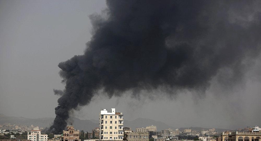 Une frappe contre le Yémen (archives)
