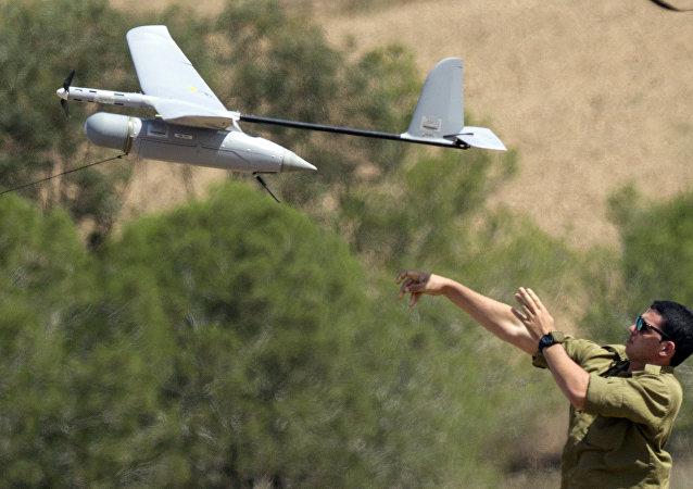Un drone Skylark