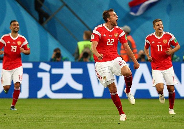 Joueurs de la sélection russe