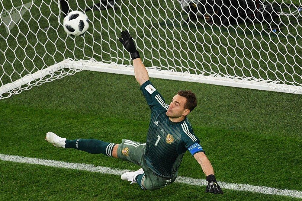 Match Russie-Égypte