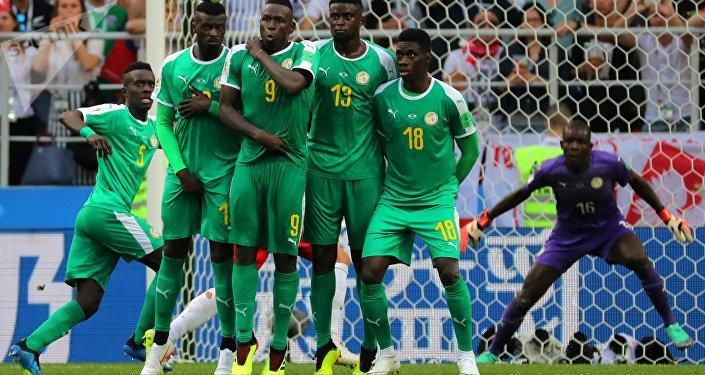 Football Coupe du monde 2018 Match Pologne - Sénégal