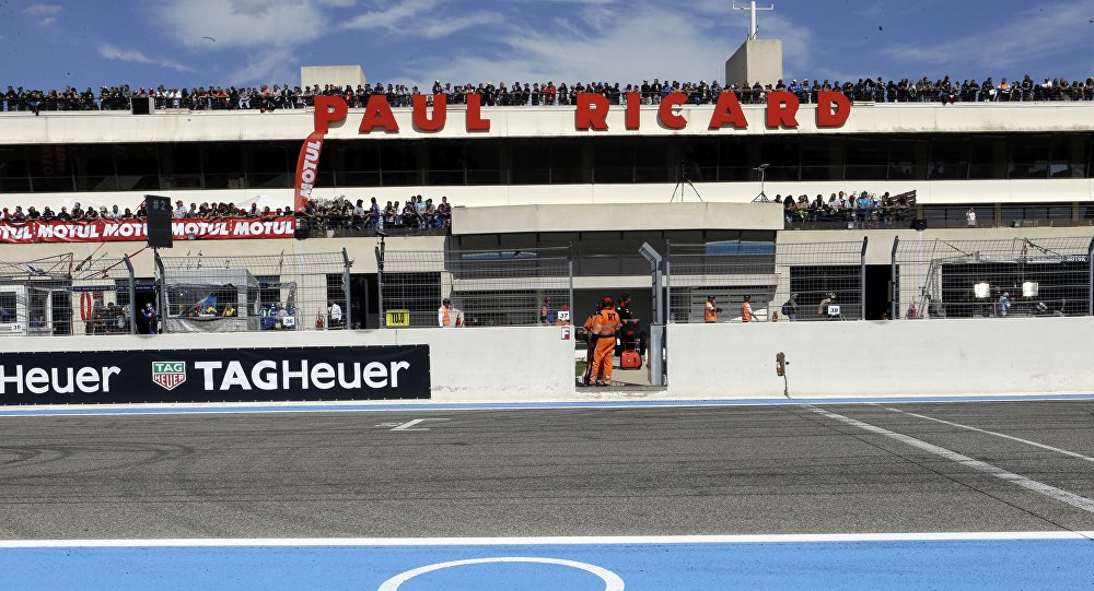 Le circuit Paul-Ricard. Photo d'archive