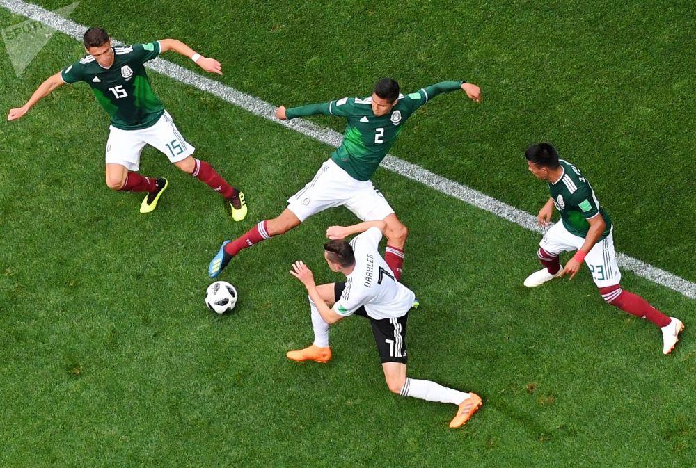 Mondial 2018: les émotions fortes et les moments marquants de la première semaine