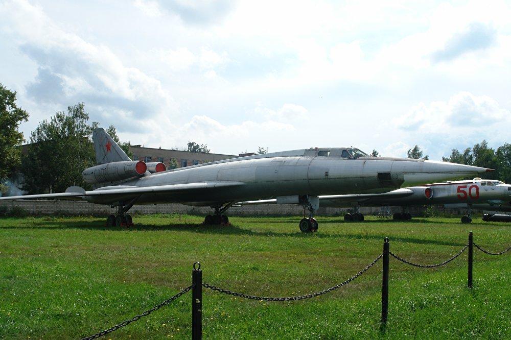 Tupolev Tu-22 (Blinder), Musée central des forces aériennes de la Fédération de Russie de Monino