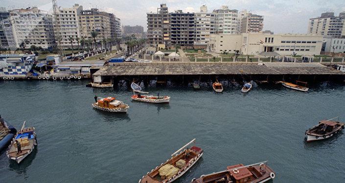 Canal de Suez à Port Said