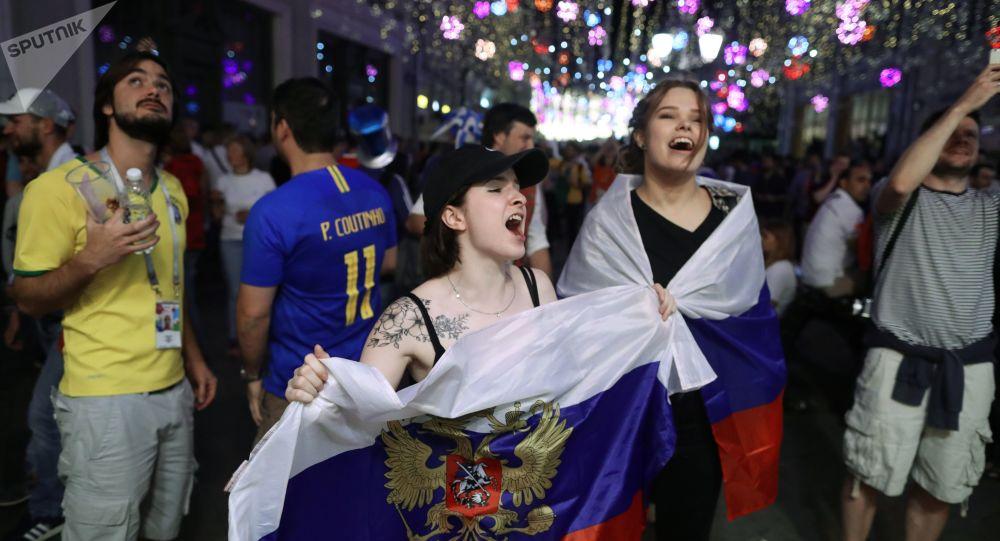 Près de 5.500 supporters de foot sont restés en Russie après le Mondial 2018