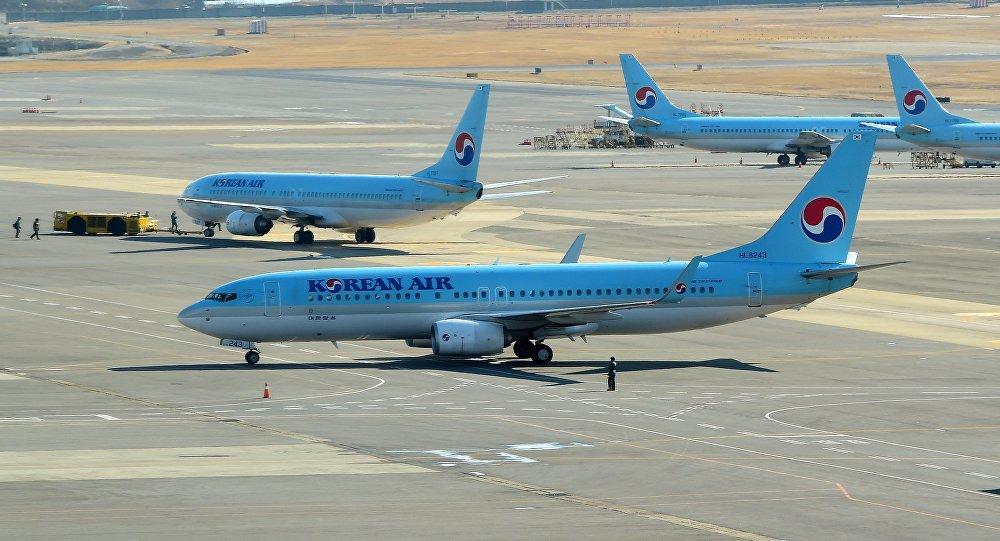 Des avions de Korean Air