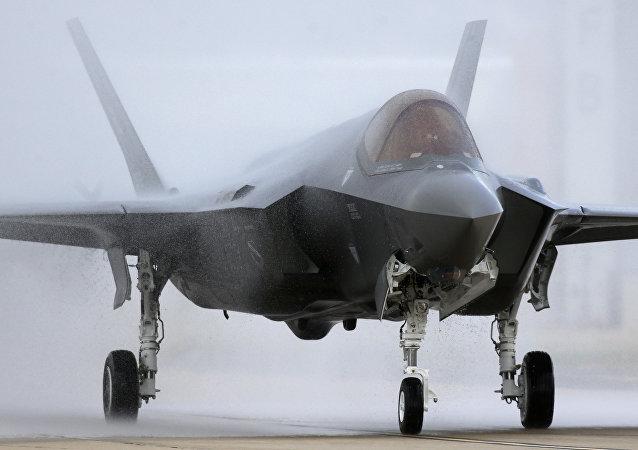 Chasseur américain F-35