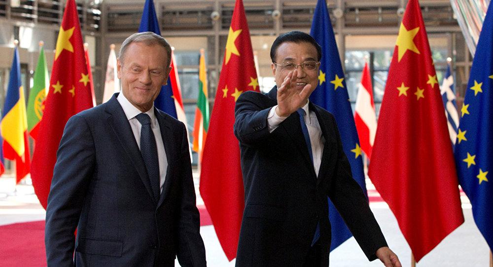 Le protectionnisme US pousse l'UE vers le partenariat avec la Chine