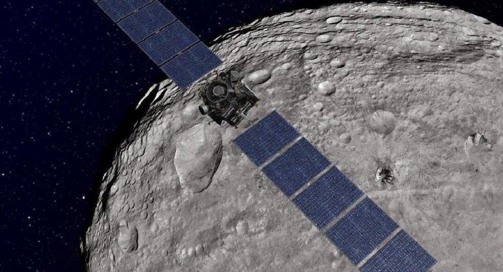 L'astéroïde Vesta