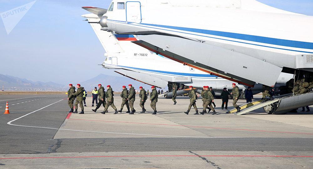 Poutine évoque le grand rapatriement des forces russes de Syrie