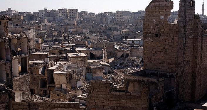 Alep, image d'illustration