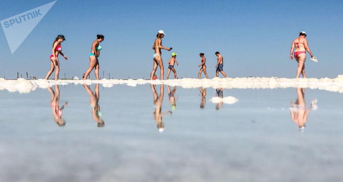 La mer Morte et le seul lac d'eau douce en Israël s'évaporent à un rythme accéléré (image d'illustration)